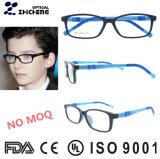 2016 lunettes faites sur commande d'enfants de gel de Silca de mode neuve