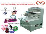 Weiche Gumminamensmarken-/Fall-Marken-zugeführte Maschine