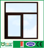 Scivolamento del Windows con singolo vetro e Windows poco costoso e portello