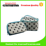 Promocional Spot Cosmetic Bag Plegable colgando Womens Travel Bag en 2017