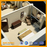 Alta calidad el modelo hermoso del edificio/el factor del edificio arquitectónico de la escala/modelo de fabricación modelo del modelo del edificio/de hojas de operación (planning) de la zona