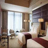Китайский стильный комплект мебели спальни гостиницы хорошего качества