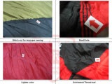 Портативный напольный гамак парашюта плюс мешок хранения на сбывании