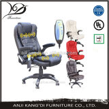 Kd-Mc8025 chaise de bureau de massage de vibration de 6 points/chaise sans fil de massage/chaise de bureau massage de chauffage