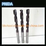 буровые наконечники HRC55 хладоагента 10.2mm внутренне для металла