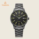 Relojes de lujo del asunto para el reloj 72290 del acero inoxidable de los hombres
