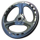 Volano dell'alluminio del volano della bici 20kg di rotazione dell'OEM