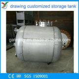ステンレス鋼のフォーシャンの円錐貯蔵タンク