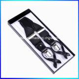 人(BD1031)のための高品質のジャカードデザインボタンかクリップサスペンダー
