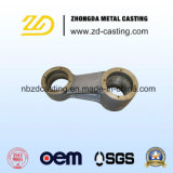 Piezas de automóvil del OEM con la pieza de acero fundido de la inversión