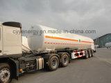 Del prodotto chimico LNG dell'ossigeno liquido dell'azoto dell'argon dell'anidride carbonica del combustibile della nave cisterna rimorchio semi