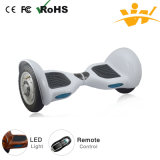 LED Light와 Bluetooth를 가진 10inch Electric Mobility Scooter