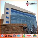 La ISO de RoHS certifica el panel compuesto de aluminio