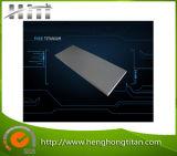 チタニウムのPlateかTitanium Sheet