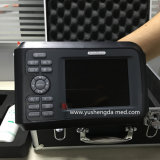 Cer-medizinische Ausrüstung Palmtop Veterinärultraschall-Scanner-Ultraschall-Maschine