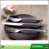 Star Hotel Grade Stainless Steel Cutlery를 위한 높은 Polish