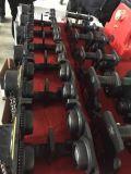 Chariot manuel aux élans 7.5ton pour la grue électrique d'élévateur