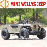 Quanlity prognosticado Assured New Kids 110cc Willys Mini Jeep para Sale