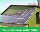 Spitzenentwurf 5kw 10kw an u. weg - Rasterfeld-photo-voltaisches Solarsystem für Hauptgebrauch