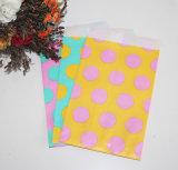 Bolsa de papel del caramelo para la decoración del partido