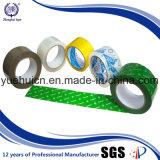 Cinta de acrílico a base de agua clara y de la oferta de la impresión del embalaje