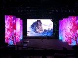 Im Freienstadium P10 Miet-LED-Bildschirmanzeige