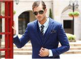 2016年の工場直売の青いコートの動悸の人のスーツ