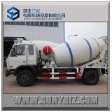 Тележка смесителя конкретного насоса Dongfeng Rhd LHD Чумминс Енгине 6cbm 8cbm