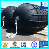 Ship Berthing를 위한 팽창식 Marine Pneumatic Natural Rubber Fender