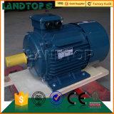Motor elétrico trifásico quente padrão da eficiência elevada das PARTES SUPERIORES IE2 YE2