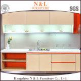 自由なデザインのN及びLオセアニアのイタリア様式の食器棚