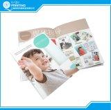 印刷旅行カタログの小冊子マガジン本のパンフレット