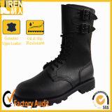 2016の新しいデザインGeniuneの革軍の戦闘用ブーツ