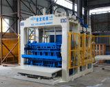 Vollautomatische hydraulische hohle Betonstein-Ziegelstein-Straßenbetoniermaschine, die Maschine (QT12-15D, herstellt)