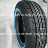 Neumático blanco del coche de la polimerización en cadena del flanco (5.00R12C, 185R14C, 195R14C, 195R15C, 205/75R14, 215/75R15)
