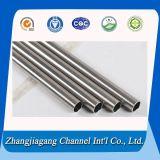 Preço inoxidável sem emenda da tubulação de aço do mercado 300 de China por o quilograma