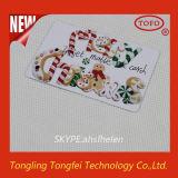 Fabricante plástico personalizado do cartão do PVC do Inkjet