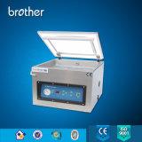 Bruder-halbautomatische Tisch-Spitzendichtungs-Maschine, automatische Verpacken- der Lebensmittelmaschine, Vakuumdichtung
