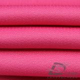 agua de 75D 210t y de la ropa de deportes tela tejida chaqueta al aire libre Viento-Resistente 100% de la pongis del poliester del telar jacquar abajo (E044H)
