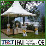 Gazebo extérieur de tente d'écran de pagoda de mariage d'usager