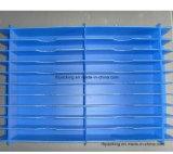 Panneau imperméable à l'eau réutilisable du polypropylène pp Coroplastc pour la séparation et la protection