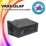 Vrx932lap Serie van de Lijn van het Systeem van 12 Duim de Audio Actieve