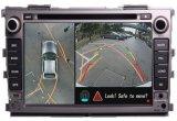 360 caixa negra do carro DVR da câmera de opinião do pássaro para Mercedes-Benz