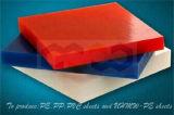 Feuille en plastique d'UHMW-PE avec 5000000 poids moléculaires