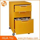 Офисная мебель 2 ящика свертывая шкаф для картотеки хранения