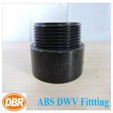 Adaptateur mâle de ajustement de Dwv de 1.5 de pouce ABS de taille