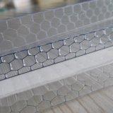 De Plastic Comités van het Polycarbonaat van de honingraat voor het Dakwerk van de Garage van de Auto