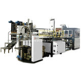 Полно Automatic Gift Box Maker/Rigid Box Making Machine с Bubble Pressing Machine (YX-6418A)
