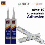 1개 부품, Primerless 최신 판매, 자동 (PU) 유리제 접합 (Renz10)를 위한 폴리우레탄 바람막이 실란트