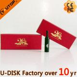 Kundenspezifisches Jahrestags-Geschenk-Rotwein-Flasche USB-Blitz-Laufwerk (YT-1216-02)